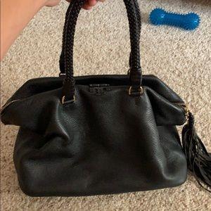 Tory Burch fringe purse